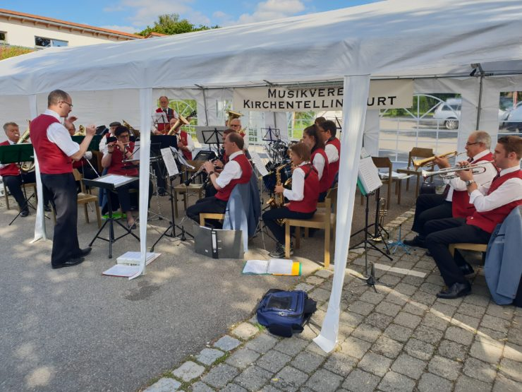 Auftritt Kirchentellinsfurt 2018
