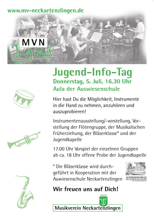 Jugend-Info-Tag 2018