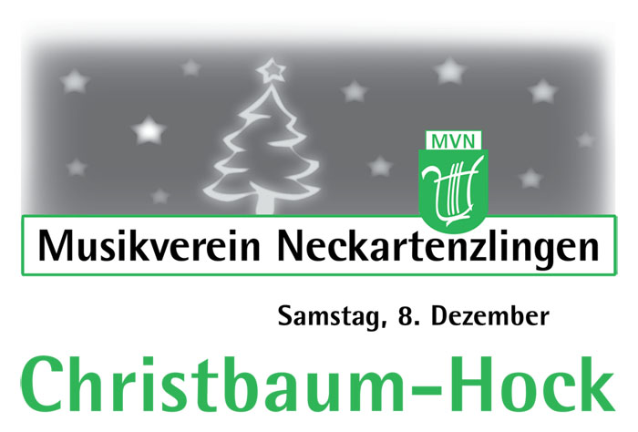 Christbaum-Hock 2018