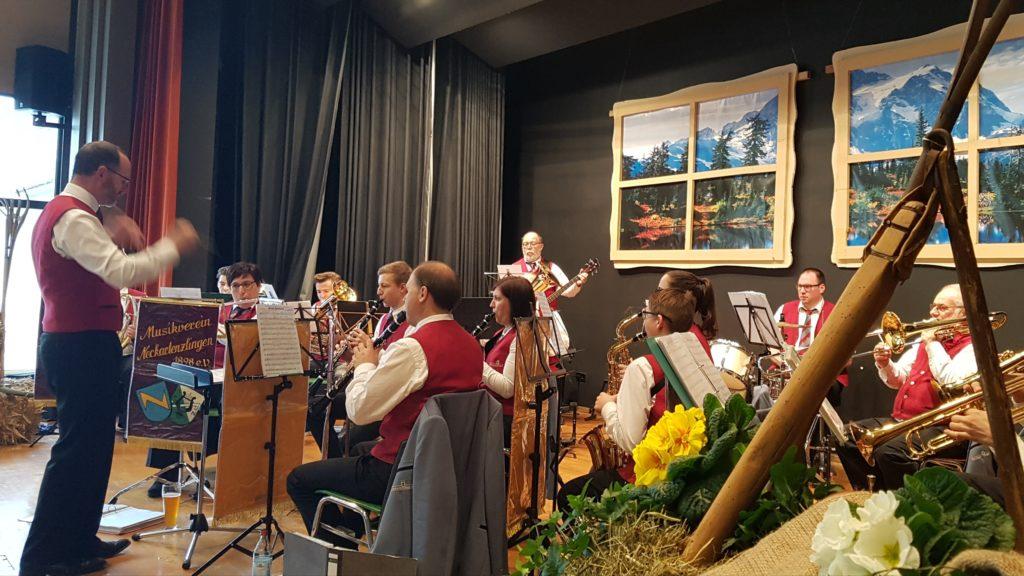 Blasmusikfest Oberboihingen 2020